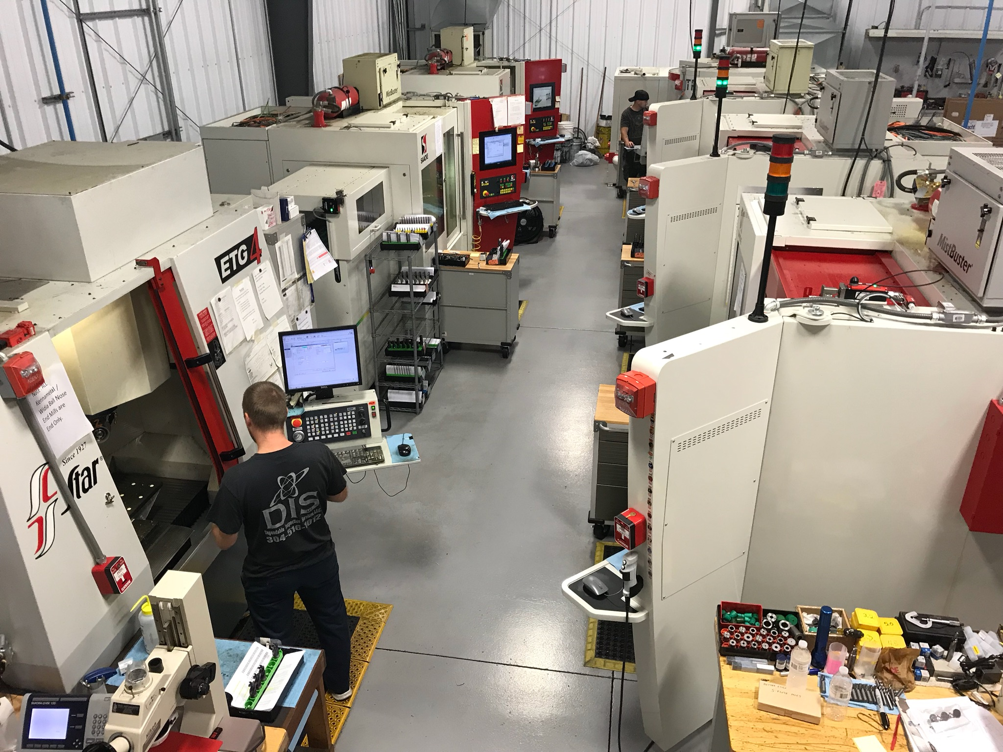 Machine Shop Tools And Equipment Better Edge